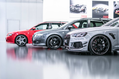 ABT RS4: Le Tre Super Wagon a Confronto
