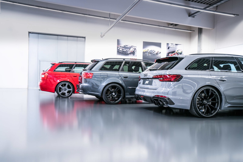 ABT RS4 3