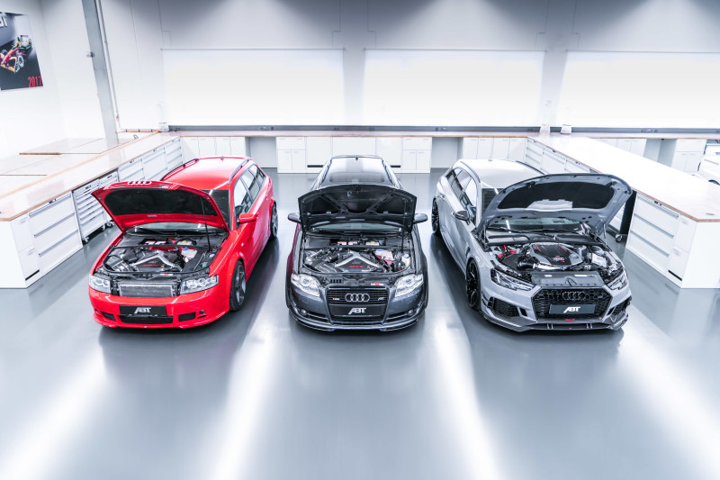 ABT RS4 5