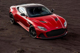 The New Aston Martin DBS Superleggera Is Beyond The Dream