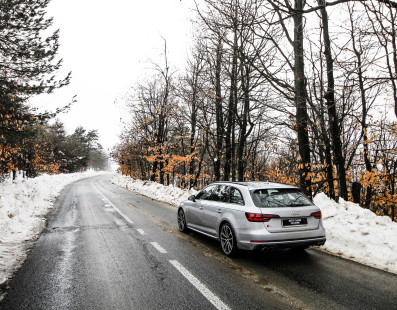 Audi S4 Avant: Land Of (S)QUATTRO