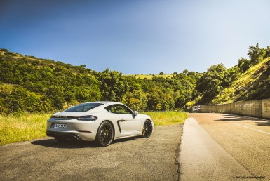 Ripping Roads In Sardinia With The New Porsche 718 Cayman GTS and 718 Boxster GTS