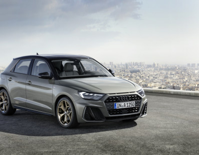 The Audi A1 Sportback Gets Some Fresh Air