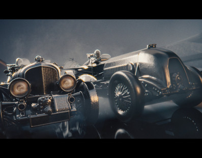 Bentley: 100 Years of Luxury