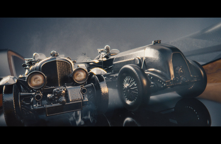 Bentley: 100 Anni di Gloria