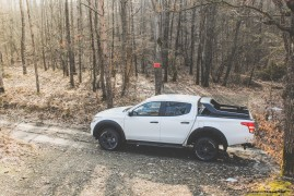 Fiat Fullback Cross: The Way Of The Wolves