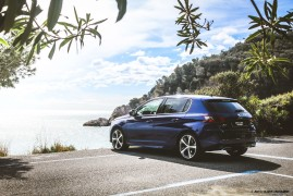 Peugeot 308 GT Line: The Lion's Paw