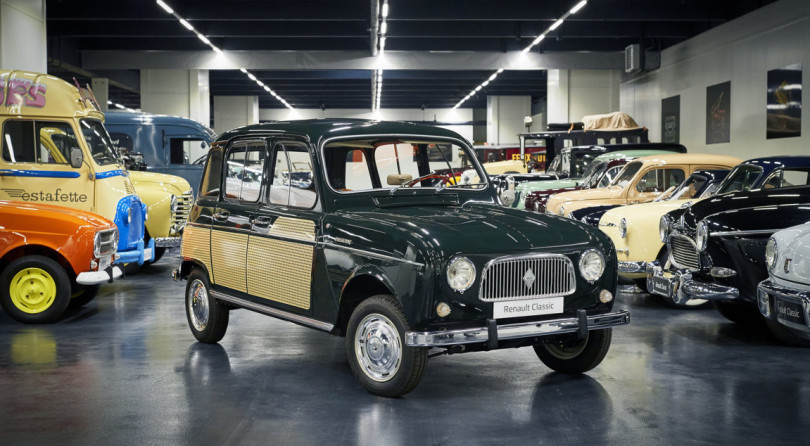 120 Years of Renault – Renault 4 Parisienne (1967)
