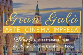Venezia E Il Gala Per Il Made In Italy