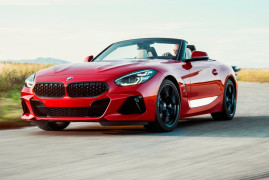Summer Isn't Over For BMW: Here's The New Z4