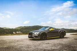 Bentley Continental GTC V8 S: No Car For Old Men