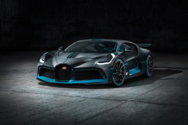 The Bugatti That Stole The Show: The Divo