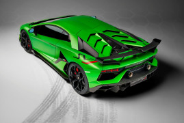 The SVJ Is The Most Lunatic Aventador Lamborghini Has Ever Realized