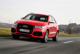 Audi RS Q3 Performance: Compact, Practical And Very Fast