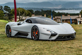 All-American Hypercar Maker SSC Brings Back The Tuatara