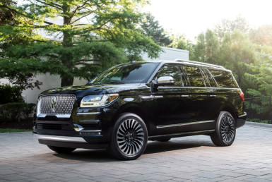 Lincoln Navigator: A New Way To Drive An Apartment