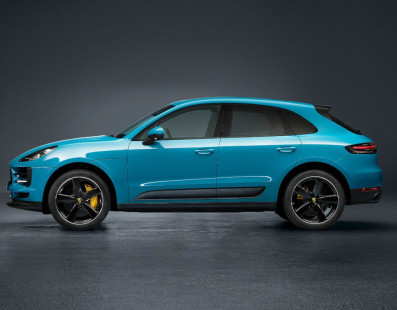 Porsche Macan: Sill Hot, So Here Comes The Update
