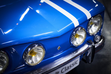 120 Years of Renault – Renault 8 Gordini (1970)