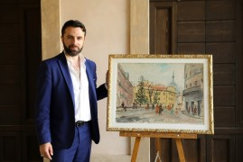 Spoleto Art Festival: Art In The City 2018