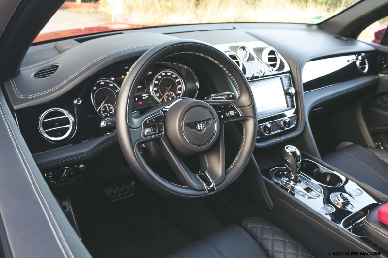 Bentley Continental GT Bentayga Auto Class Magazine011