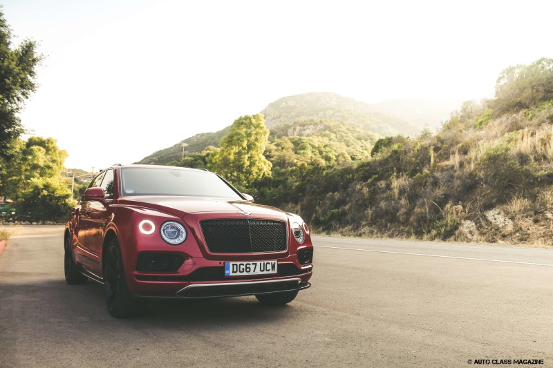 Bentley Continental GT Bentayga Auto Class Magazine013