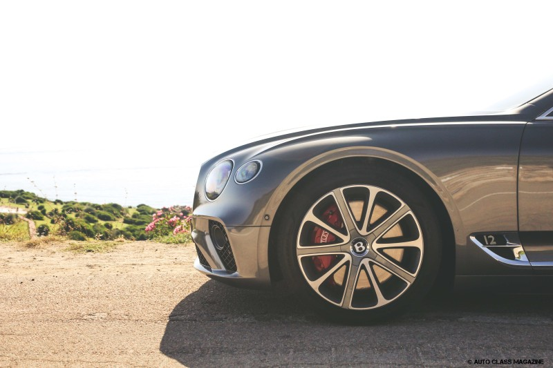 Bentley Continental GT Bentayga Auto Class Magazine020