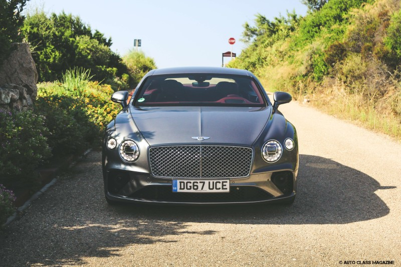 Bentley Continental GT Bentayga Auto Class Magazine026