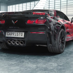 Capristo Exhaust Corvette C7 Z06 Auto Class Magazine