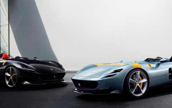 """Ferrari Reveals All-New Ultra-Limited Series Called """"Icona"""" and These Two Lead The Way"""