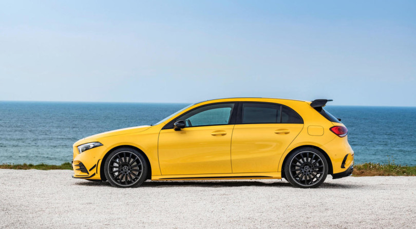 Mercedes AMG A35: The Baby AMG Comes With 300 Hp