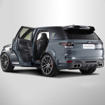 Overfinch Range Rover Supersport 3 Auto Class Magazine