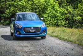 Suzuki Swift Hybrid AllGrip – All Good Things …