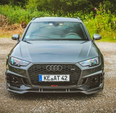 ABT RS4-R: My Sweet Nightmare