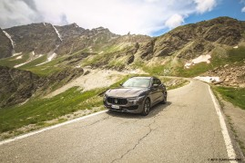 Maserati Levante S GranSport: Gone With The Wind