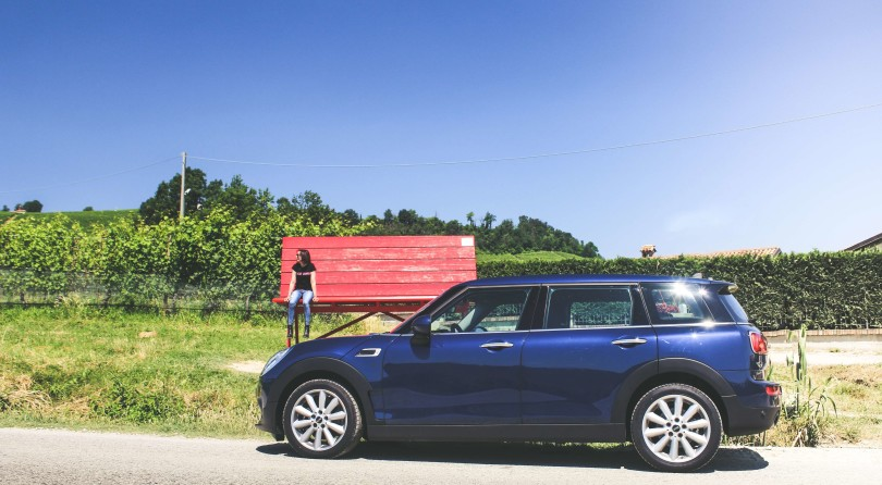 The Mini That Still Grows Up. Mini Clubman One D