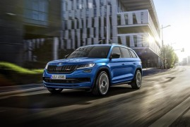 Skoda Kodiaq RS: All You Need To Know