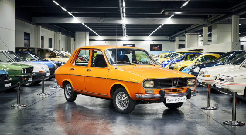 120 Years of Renault – Renault 12 (1969)