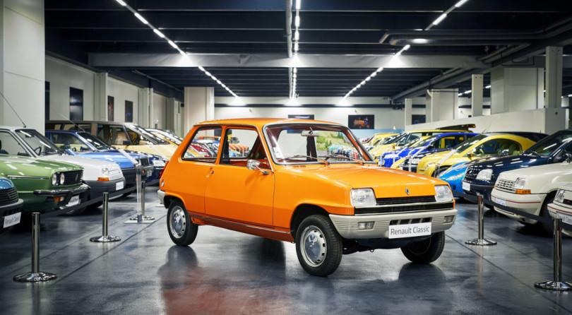 120 Years of Renault – Renault 5 (1974)