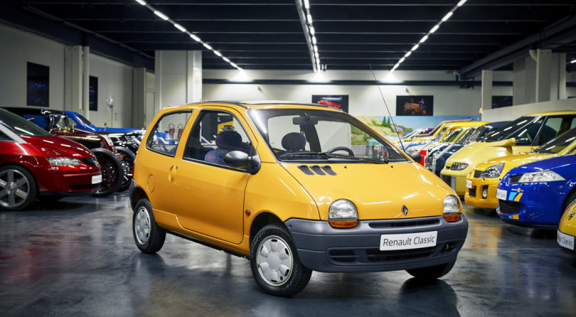 120 Years of Renault – Renault Twingo (1992)