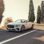 Bentley Continental GT Convertible 12 Auto Class Magazine