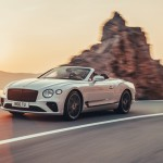 Bentley Continental GT Convertible 3 Auto Class Magazine