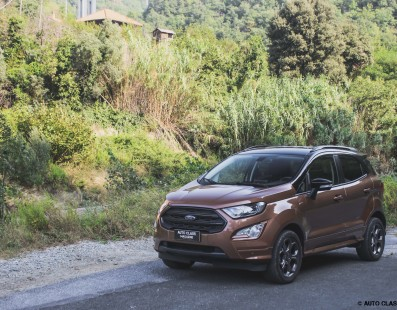 Ford Ecosport ST-Line: How They Improved It