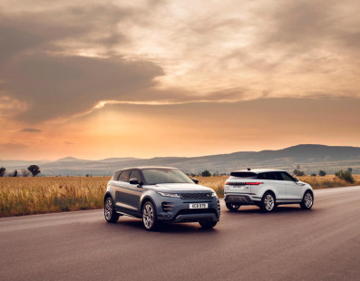 The New Range Rover Evoque Is Back And Ready To Revolutionize Once Again