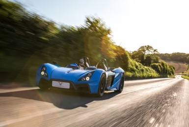 Elemental RP1: Track-Focused Street-Legal Barchetta