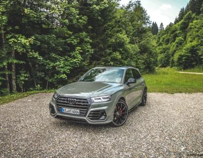 ABT SQ5: A Wolf Among Sheep