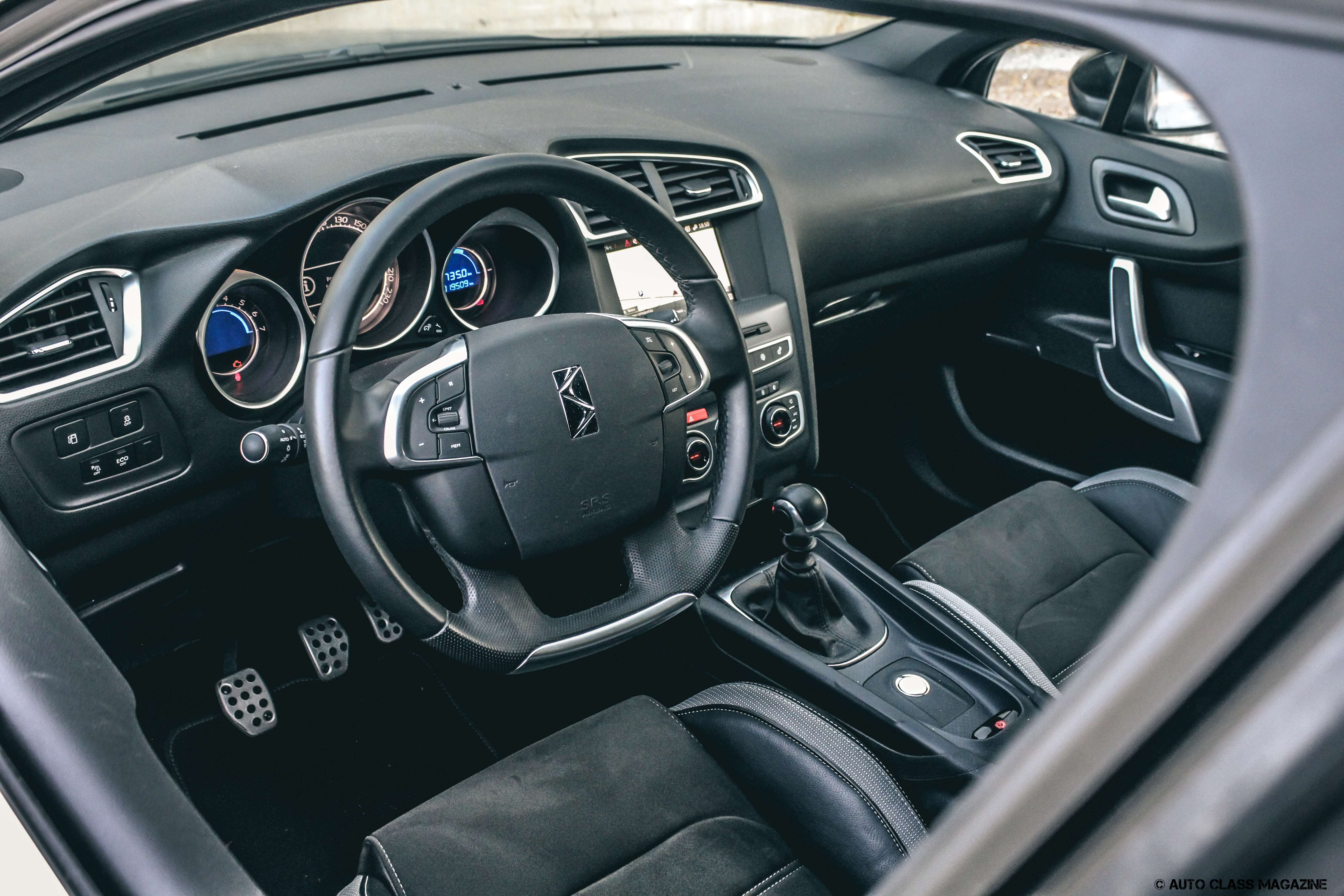Our Test With The DS4 Crossback | Auto Class Magazine