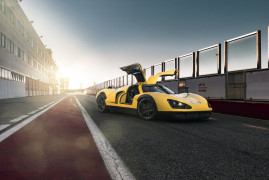 E.C. Only One P8: La TUA Supercar