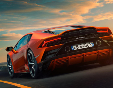 Lamborghini Huracan Evo: Straight Outta Your Dreams