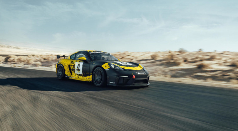 All You Need To Know About The New Porsche 718 Cayman GT4 Clubsport
