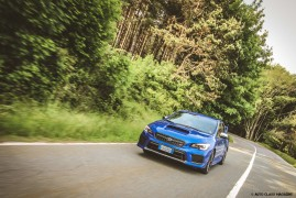 Subaru WRX STI: Light My Fire